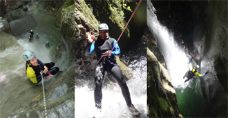 Canyoning-vercors-isere-grenoble-lyon-chartreuse